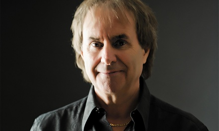 Chris de Burgh on Saturday, October 10, at 8 p.m.