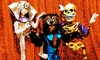 """""""Spooky Strings & Costume Party"""" – Up to 38% Off Puppet Show"""