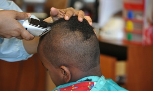 Success Barber Salon: One or Three Men's Haircuts and Scalp Massages at Success Barber Salon (50% Off)
