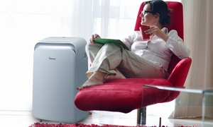 8,000, 12,000, Or 14,000 Btu Low-profile Portable Room Air Conditioner With Remote Control From $229.99 To $359.99
