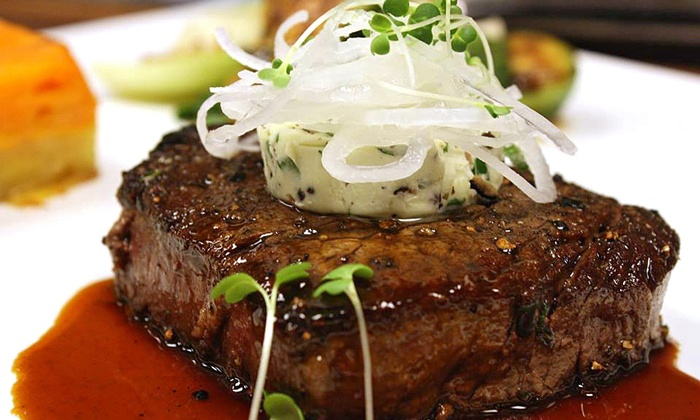 Dolce - Northwest Omaha: Date-Night or Chef's Tasting Menu Dinner for Two at Dolce (Up to 39% Off). Reservation Through Groupon Required.