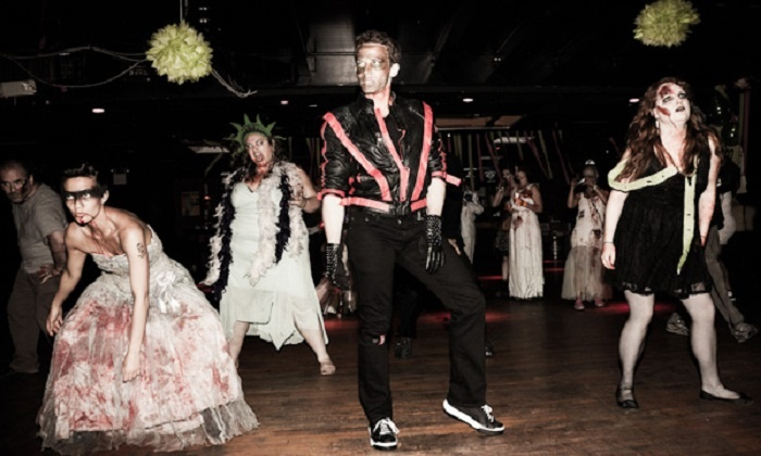 Zombie Prom - Bayou Music Center: Zombie Prom at Bayou Music Center on Friday, October 31, at 9 p.m. (Up to 50% Off)