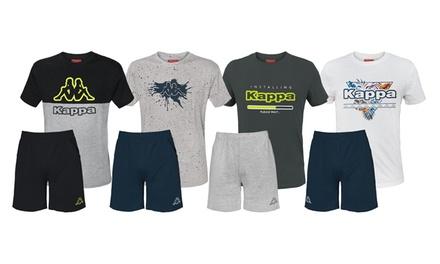Completo Kappa da uomo in 100% cotone disponibile in 4 taglie, 4 modelli e vari colori