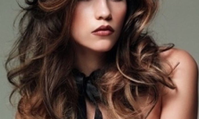 London Hair-a - Summerlin: Color, Highlights, and Blow-Dry from London (64% Off)