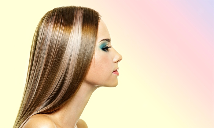 Riley Rico at Fringe Salon - Litchfield Park: Haircut with Deep-Conditioning Treatment or Highlights from Riley Rico at Fringe Salon (Up to 58% Off)