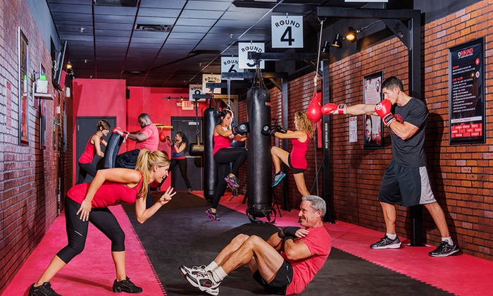 9Round Kickbox Fitness - Bethlehem: $24 for $79 Two Weeks of Unlimited Conditioning Classes at 9Round Kickbox Fitness