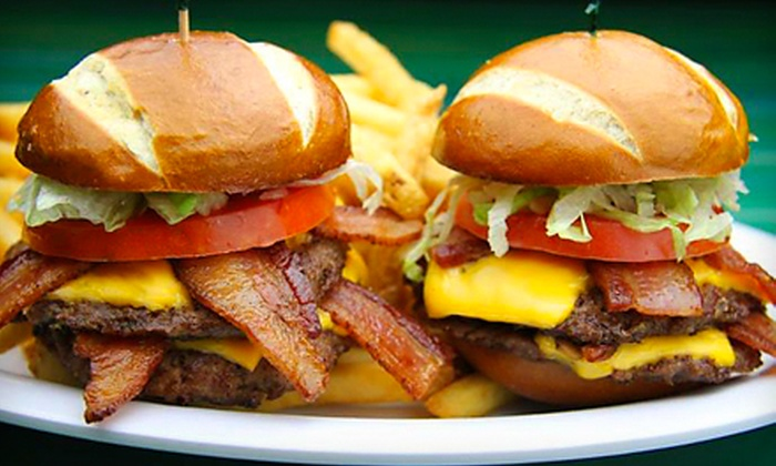 Beef 'O' Brady's - French Creek: American Food at Beef 'O' Brady's (Half Off). Two Options Available.