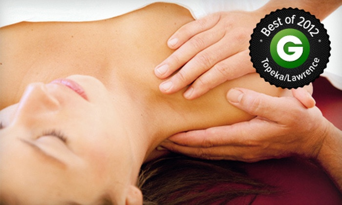 Natural Healers Health and Wellness Clinic - Lawrence: One or Two One-Hour Swedish Massages at Natural Healers Health and Wellness Clinic (Up to 54% Off)