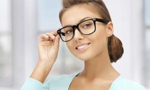 Vision Optical: Okulary korekcyjne: 29,99 zł za groupon zniżkowy wart 170 zł i więcej opcji w Vision Optical w Sosnowcu