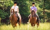 Fruition Farm - Fairburn: Mini Horseback-Riding Lesson and Private Trail Ride for One or Two at Fruition Farm (Up to 63% Off)