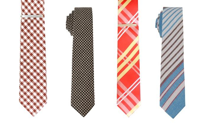 Men's Skinny Ties: Men's Skinny Tie