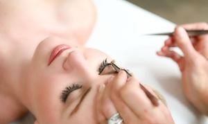 Manna Salon: $70 for $140 Worth of Eyelash Extensions at Manna Salon