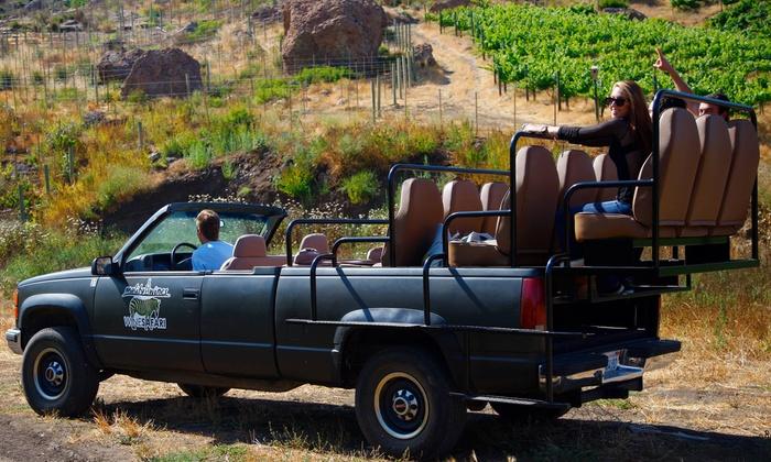 Malibu Wine Safaris - Agoura Hills-Malibu: Wine Safari for Two on Monday–Friday or Saturday–Sunday from Malibu Wine Safaris (Up to $45.50 Off)
