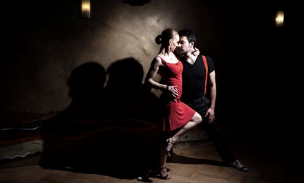 Salsa-Dancing Package for One or Two at The Short North Ballroom (Up to 91% Off)