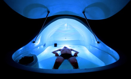 One or Two 90-Minute Floatation Sessions at Jellyfish Float Spa (40% Off)