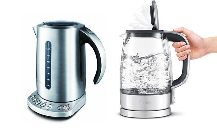Breville crystal clear kettle canada