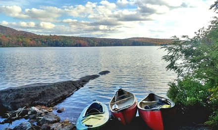 2-Night Stay for Two at Garnet Hill Lodge in North River, NY