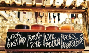 Savoy Tavern: $18 for a Craft-Beer Tasting for Two at Savoy Tavern ($37 Value)