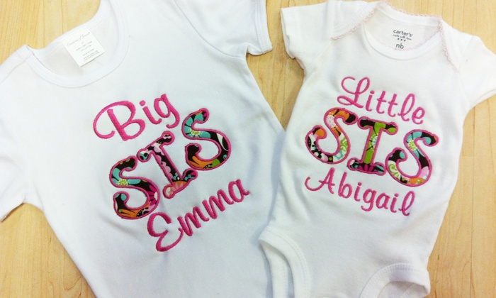 Kennedi's Closet - Avondale: $10 for $20 Worth of Custom Monogramming at Kennedi's Closet