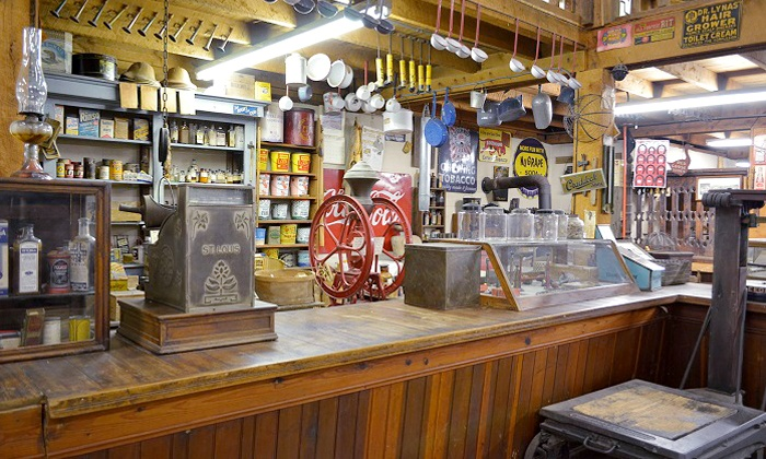 Museum of Appalachia - Clinton: Visit for Two or One-Year Family Membership at Museum of Appalachia (Up to 47% Off)