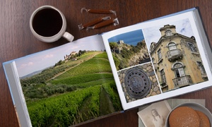 20- Or 30-page Custom Classic Or Deluxe Photo Book From Mypublisher (up To 79% Off)