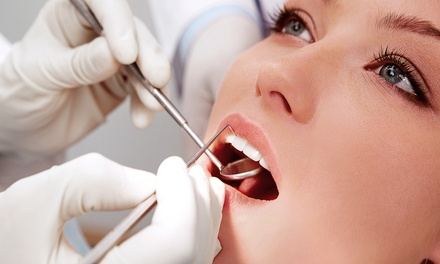 Dental Exam with Teeth Whitening at The Grapevine Dentist (Up to 92% Off). Three Options Available.