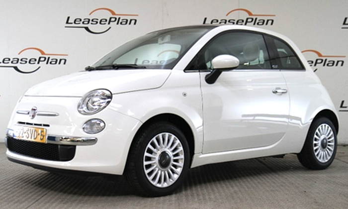 fiat 500 cabrio leaseplan nederland n v key nl groupon. Black Bedroom Furniture Sets. Home Design Ideas