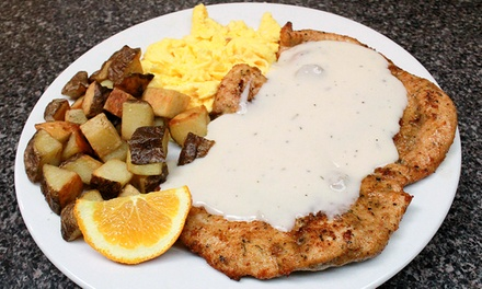 One or Two Groupons, Each Good for $15 Worth of Breakfast and Lunch Food at Sully's Cafe (Up to 33% Off)