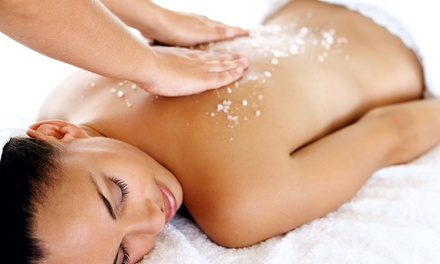 Body Scrubs or Wraps at Aviante Health and Wellness Center (Up to 66% Off). Three Options Available.