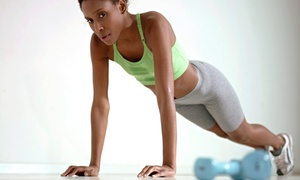 Uptown Energy Fitness: Three or Six Weeks of Boot Camp at Uptown Energy Fitness (Up to 62% Off)
