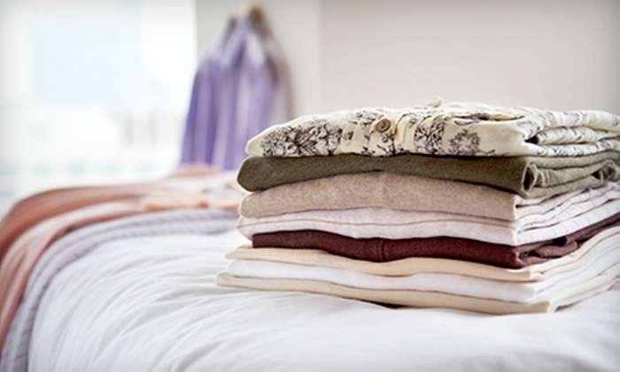 The Laundry Butler - Phoenix: Dry-Cleaning and Wash-and-Fold Services from The Laundry Butler (Up to 55% Off). Three Options Available.