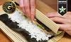 Sushiworkshop incl. drankjes