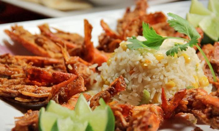 Bahia Azul - San Antonio: $16 for $30 Worth of Mexican Seafood at Bahia Azul