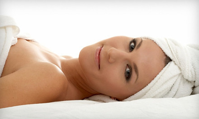 Hair Graphics - Lee's Summit: $39 for a 90-Minute Facial Package at Hair Graphics ($80 Value)