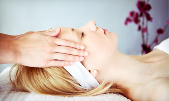 Ritual Salon and Spa - Multiple Locations: 50- or 80-Minute Aromatherapy Massage with Optional 50-Minute Pamper Me Facial at Ritual Salon and Spa (Up to 60% Off)