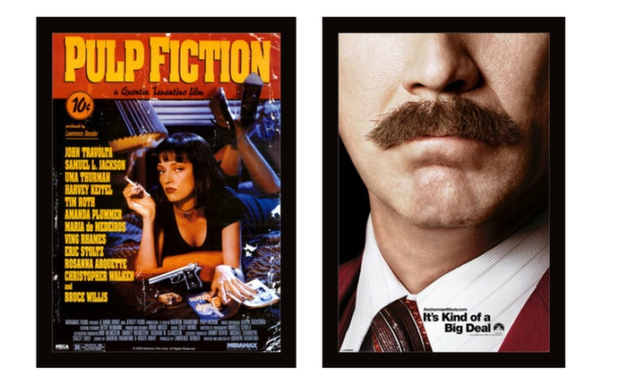 """36""""x24"""" Framed Movie Posters: 36""""x24"""" Framed Movie Posters. Multiple Posters Available. Free Returns."""