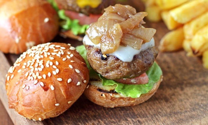 Bonfire Bar & Grill - Indian Trail: $18 for $30 Worth of American Food at Bonfire Bar & Grill