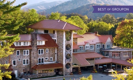 2-Night Stay for Two with $20 Dining Credit at Waynesville Inn Golf Resort and Spa in Waynesville, NC