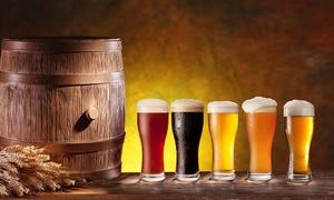 VINO PREMIER: Lote de cinco cervezas artesanas de Girona, Toledo y Madrid por 16,95 €