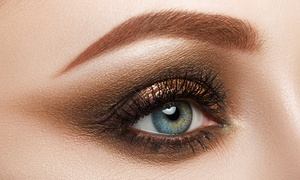Choo Choo Hair Wyong: Eyebrow Wax ($10) Plus Eyebrow and Eyelash Tint ($19) at Choo Choo Hair Wyong (Up to $35 Value)