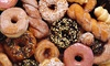 Linda's Doughnuts - Cushing Square: $12 for 12 Donuts and Six Coffees at Linda's Donuts (Up to $27.90 Value)
