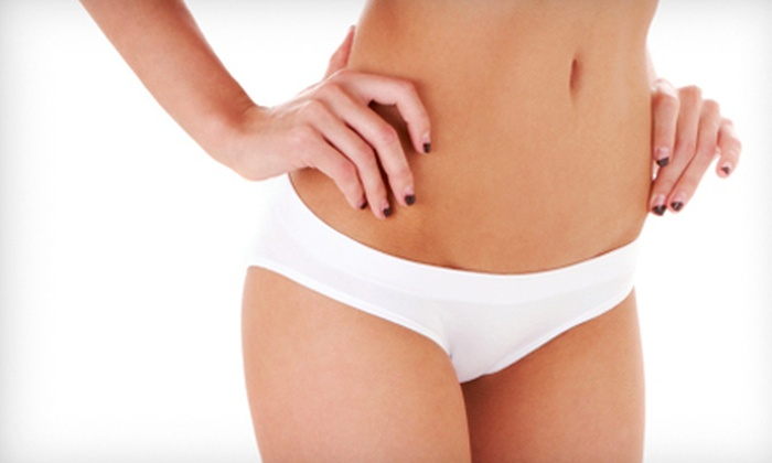 Ashley Nelson Studios - Overland Station: $59 for Waxing Package with Brazilian Wax and Eyebrow Wax at Ashley Nelson Studios ($140 Value)