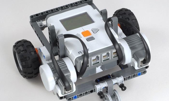 Robotics Model Build Or Camp C A Robot Factory Groupon
