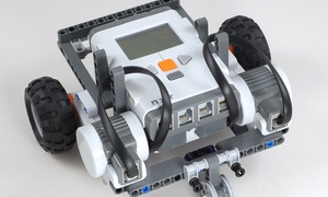 C&A Robot Factory: Lego Robotics Model Build & Play Pass or Day Camp at C&A Robot Factory (Up to 54% Off). Nine Options Available.