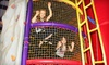 Axtion - Goulds: Four Hours of Fun-Centre Play for One or Two Kids Aged 3–4 or 5 and Older at Axtion in Goulds (Up to 57% Off)