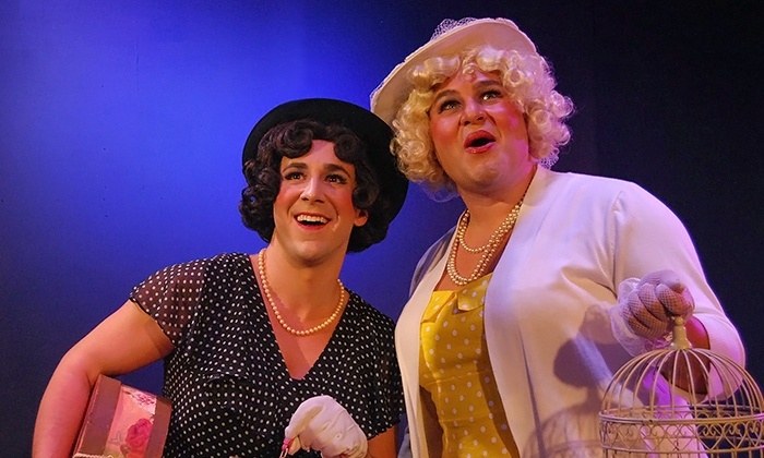 """Fabulous! The Queen of New Musical Comedies"" - Write Act Repertory Theatre: ""Fabulous! The Queen of New Musical Comedies"" at Write Act Repertory Theatre, October 13–25 (Up to 35% Off)"