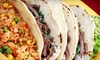 zendejas #13 MEXICAN FOOD AND BAR - Tucson: Mexican Meal for Two or Four with Combos and Drinks at Zendejas #13 (Up to 54% Off)