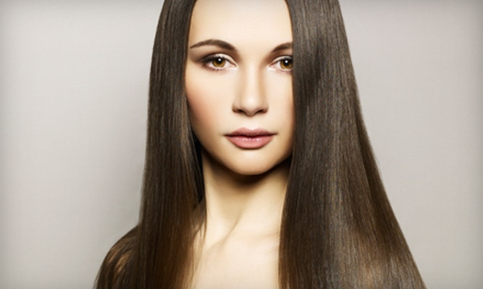 Fatima Salon - Eldridge - West Oaks: One or Two Keratin Complex Smoothing-Therapy Treatments at Fatima Salon (Up to 56% Off)