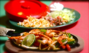 Taco N Tequila: CC$22 for CC$40 Worth of Mexican Food and Drinks at Taco N Tequila