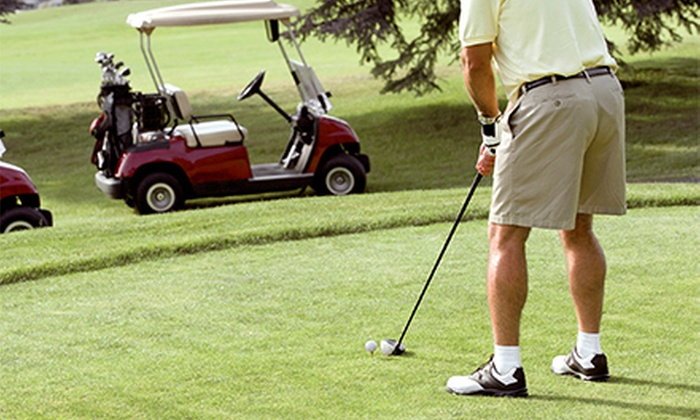 Hidden Hills of Shellbrook Golf Course - Shellbrook: 18-Hole Round of Golf for 2 or 4 With Carts and Range Balls at Hidden Hills of Shellbrook Golf Course (Up to 60% Off)